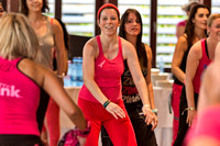 October 20, 2012 - Europa Donna with Zumba in Luxembourg